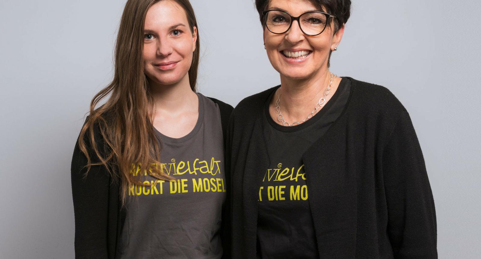 Faszination Mosel - T-Shirt Artenvielfalt