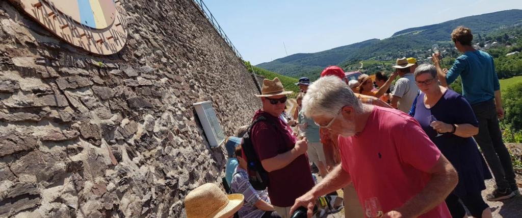 Kultur und Weinbotschafter