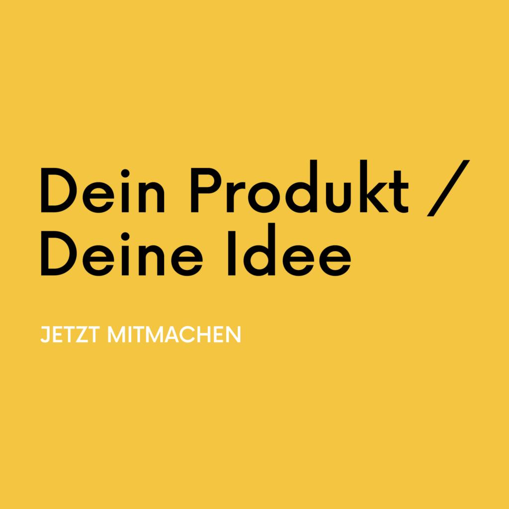 Faszination Mosel - Faszination Genuss - Dein Produkt / Deine Idee: Jetzt mitmachen!